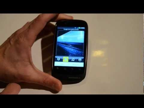 Videorecensione Motorola Fire XT