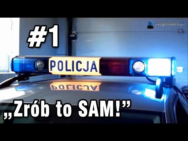Zrób to SAM! #1 - Monta? belki LZP od Elektry - eLightbars.pl