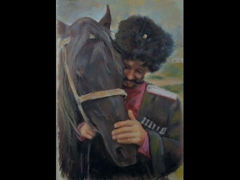 """Казачья песня  """"Как на гору бы не упасть"""" Cossack Song"""