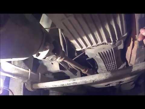 Замена масла в двигателе УАЗ ПАТРИОТ !!!
