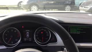 Effacer GPS Audi MMi 3G / delete audi mmi 3g gps