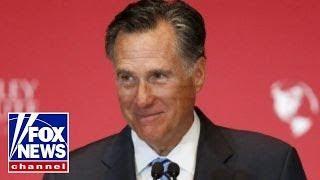 Mitt Romney debuts