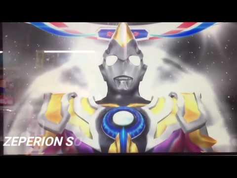 All Ultraman Fusion Ups