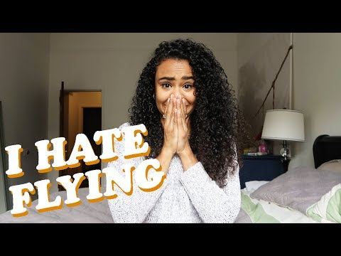 I HATE FLYING BUT I DO IT ALL THE TIME | 12 TIPS I USE TO CONQUER MY FEAR