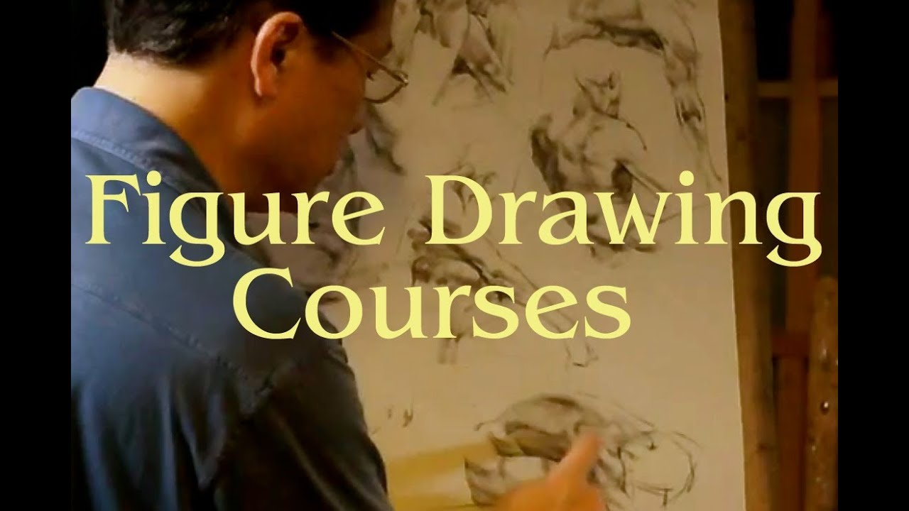 Henry Yan Figure Drawing Courses