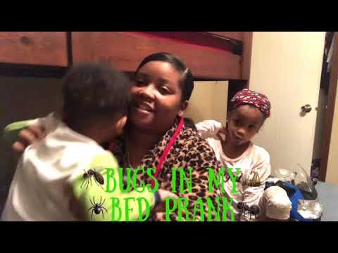mommy-put-bugs-in-my-bed-prank