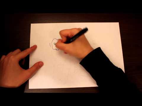 """How to Draw Rhett & Link"" tutorial"