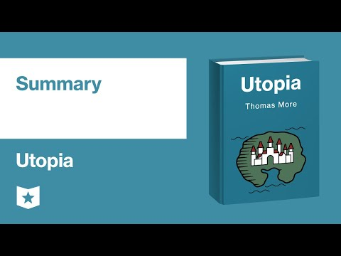 Utopia by Sir Thomas More | Summary