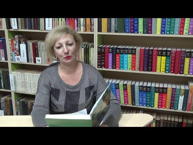 Изображение предпросмотра прочтения – ЕленаСукач читает произведение «Я колени преклоняю перед людскою добротой» О.Посоховой
