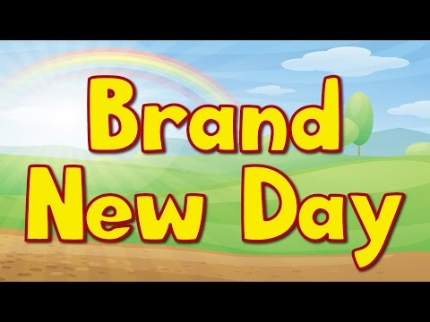 Brand New Day | Brain Breaks | Jack Hartmann