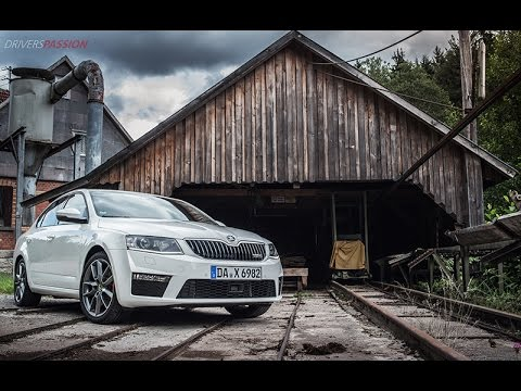 Skoda Octavia RS - Drivers Passion
