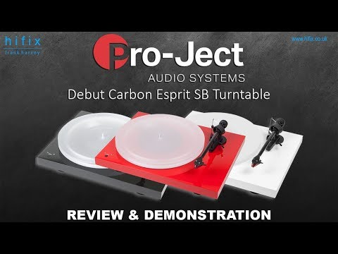 Project Debut Carbon Esprit Turntable Review and Demonstration