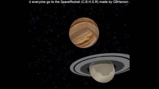 Roblox Space! Planets
