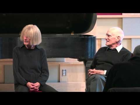 Carla Bley on Charles Wuorinen