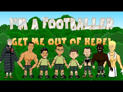 I'm A Footballer... Get Me Out Of Here - Ep. 1