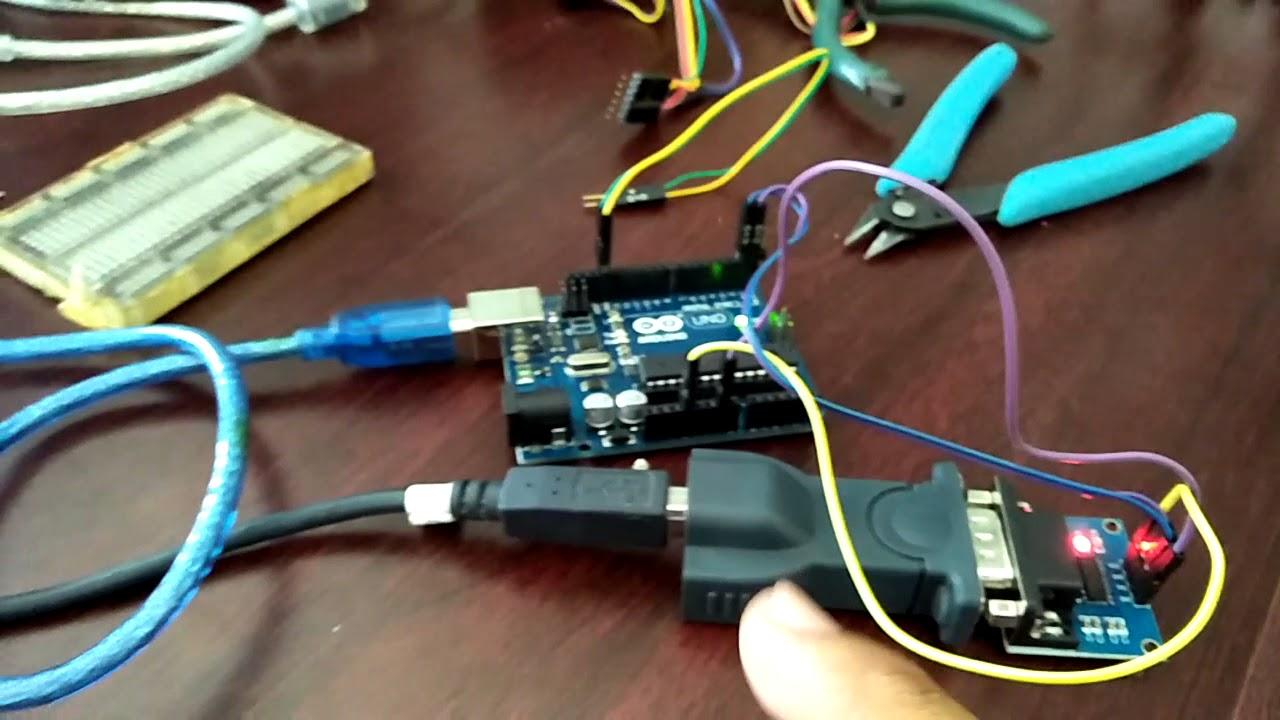 Hmi Controller for Arduino promotional video by Hmi Controller