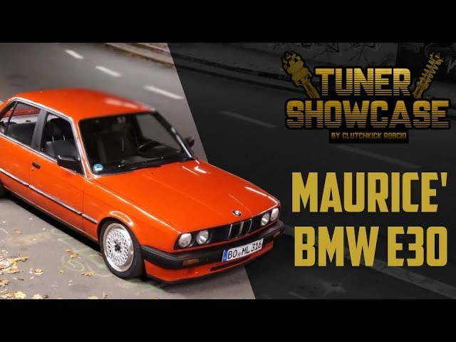 TUNER SHOWCASE | Maurice' Bagged E30