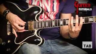 Bohemian Rhapsody - (Queen) - Rhythm - Guitar Tutorial with Paul Audia