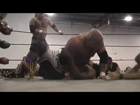 Rod Steel/Mike Shane/Todd Shane vs James Hendrix/Erick Stevens/Luther Jackson, 11.20.2004