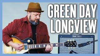 Green Day Longview Guitar Lesson + Tutorial