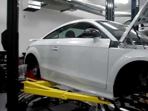 Audi TTRS/Golf R engine swap finalized & Frontloading 19