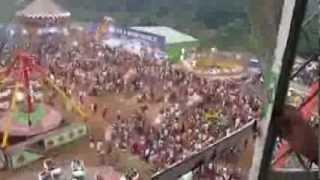 Scene from Aluva Manappuram Sivarathri Festival