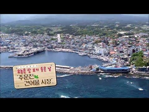 [SBS 생활경제] '주문진건어물시장' (2018.11.23 방영)