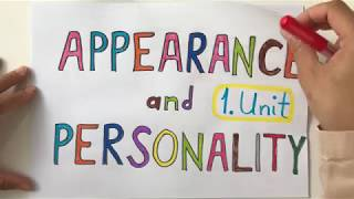 7 İNGİLİZCE Appearance and Personality