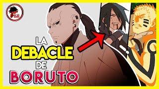 Naruto y Sasuke vs Jigen: La DEBACLE de BORUTO