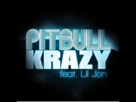 Pitbull ft Lil John  Krazy  Bass Boosted