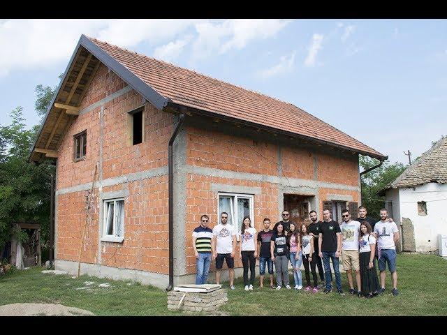 Pomoć porodici Miljanović iz sela Grabovac kod Obrenovca - Srbi za Srbe