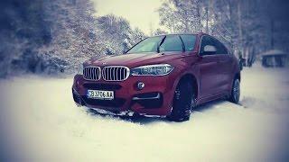 Абсолютна власт: тест на BMW X6 M50d