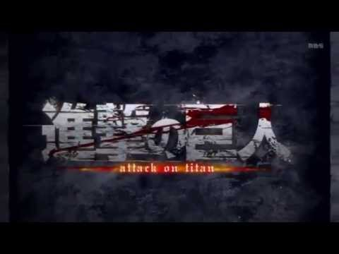 Attack on Titan opening X Dragonforce Symphony of the night
