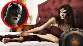 Сюжетные ДЫРЫ И ЛЯПЫ в Бэтмен против Супермена: На заре справедливости