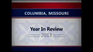 City of Columbia, Missouri, Year in Review 2013