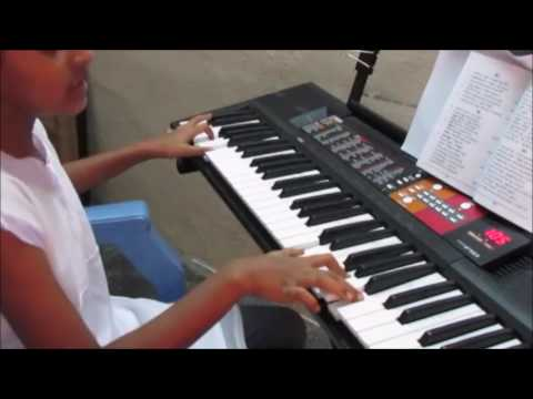 Nee Chethitho Nannu Pattuko Telugu Christian Piano Song Youtube