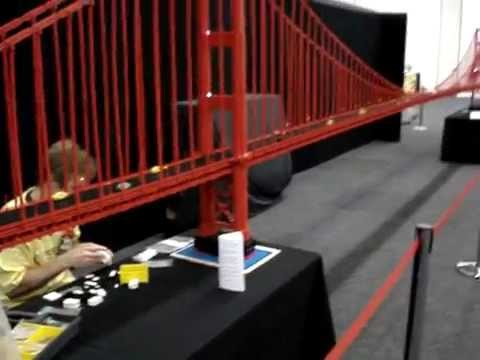 Brick-a-laide 2015 - Golden Gate Bridge