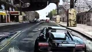 GTA IV Lamborghini gameplay pc