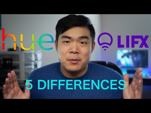 Philips Hue vs Lifx: 5 MAJOR Differences