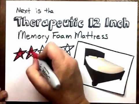 Best Mattresses 3 Top Memory Foam Mattresses Under