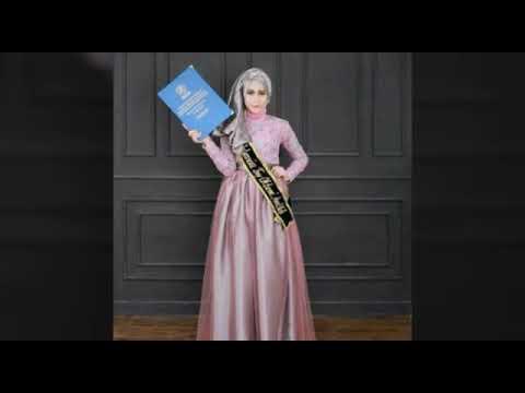 Model Baju Kebaya Wisuda Terbaru 2018
