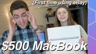 The $500 MacBook Challenge