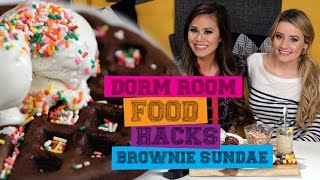 How To Make A Brownie Without An Oven | Food Hacks