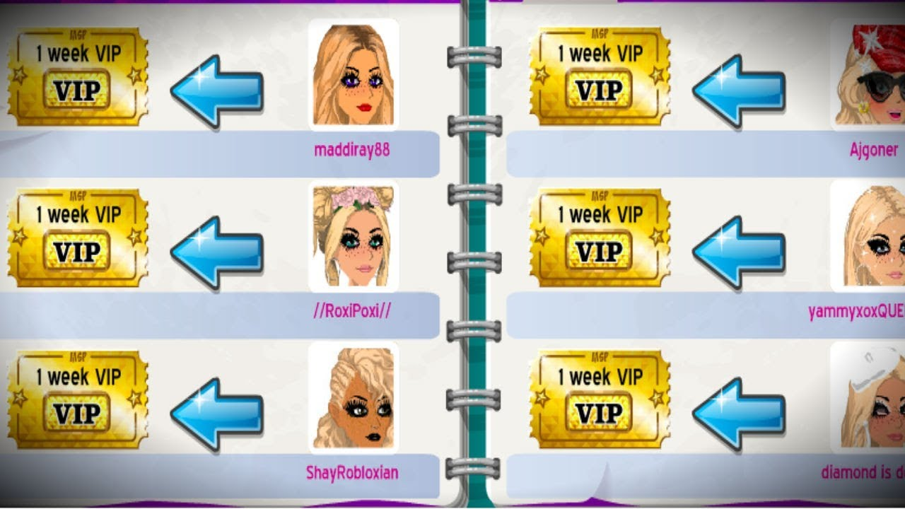 MSP VIP TICKET MAILTIME!!! *CLAIMING FREE VIP!*???? FT. QWEENWOLF
