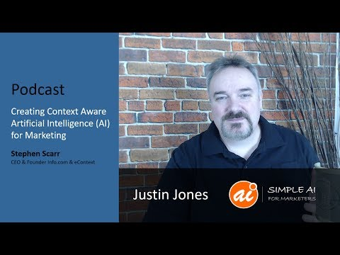 Creating Context Aware Artificial Intelligence (AI) in Marketing