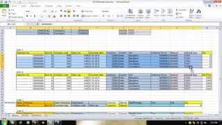 SAP BW/BI النمذجة جزء تدريبية للمبتدئين