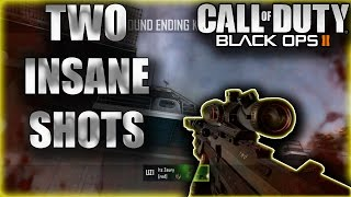 TWO INSANE 1440 TRICKSHOTS! - BO2 SND Funny Moments & Highlights #RedRC