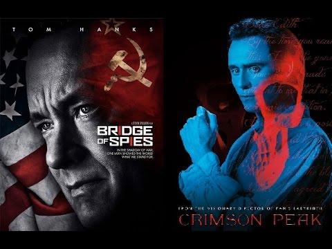 Movie Review: 'Crimson Peak' and 'Bridge of Spies'