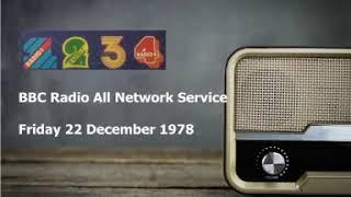 BBC All Network Service 1978