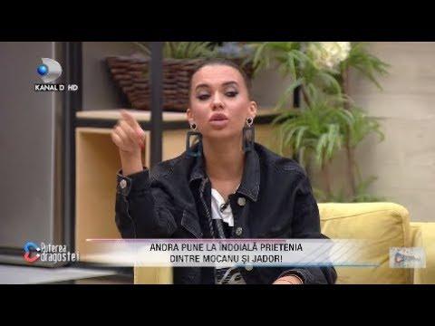 "Download Prietenia dintre Mocanu si Jador este FALSA? Andra: ""Te minti singur [...] te compari cu Bogdan"""